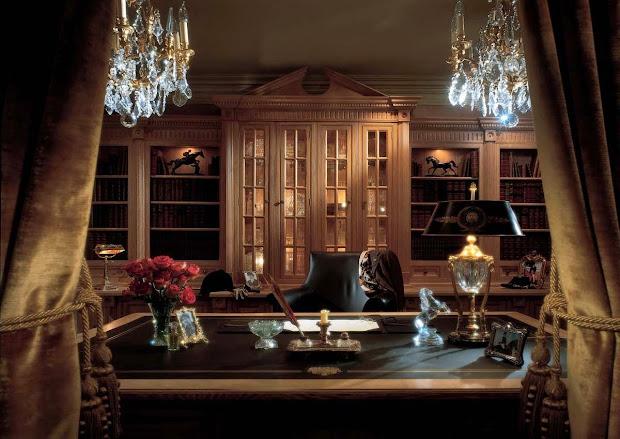 Classic Home Office Design Ideas