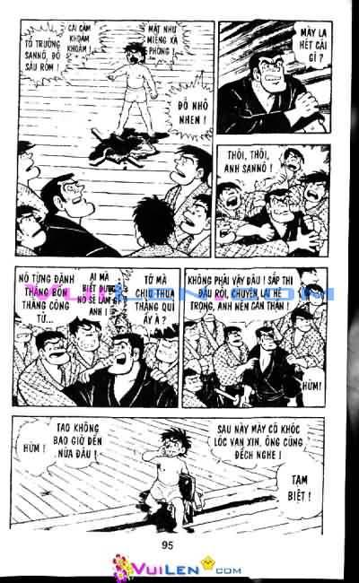 Siêu quậy Teppi chap 6 - Trang 96
