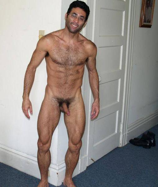 Has surprised Hot naked middle eastern men