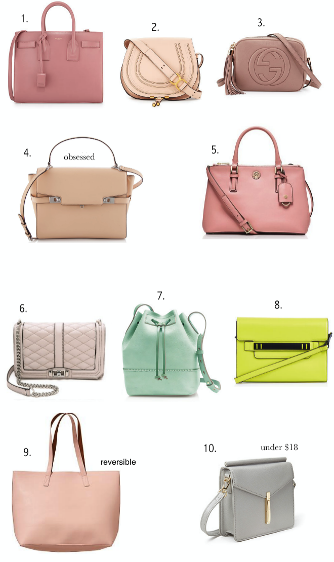 Spring must-have Bags for every budget