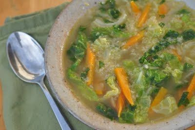 Delicious healing soup recipes