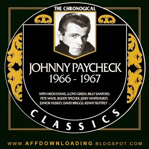Johnny Paycheck – 1966-1967 (2015)