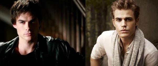 Damon And Stefan Salvatore Season 4 TheDamonlovers: 28-ene...
