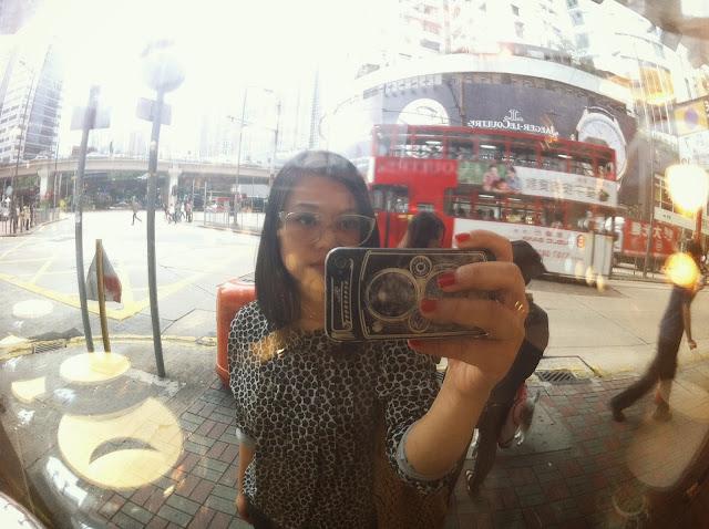Kitty N. Wong / Wanchai Selfie