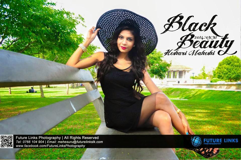 Heshari Maheshi legs black