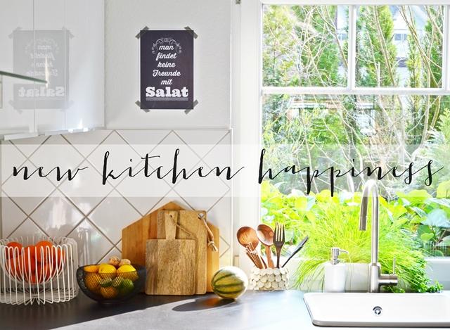 interior DIY & free printable | kuechen vorrats- und gewürzgläser | luziapimpinella.com