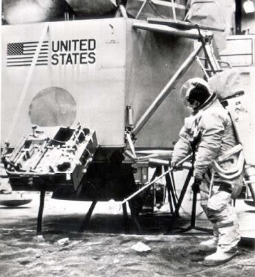 NASA, Uomo sulla luna