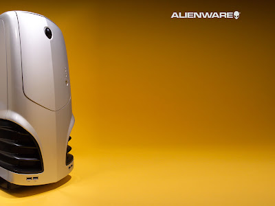 Alienware PC Wallpapers Yellow