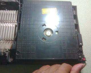 Tahap Akhir Dalam Memperbaiki Optik PS2