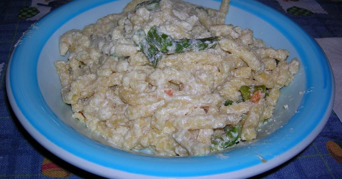 La cucina di alice passatelli con asparagi - La cucina di alice ...