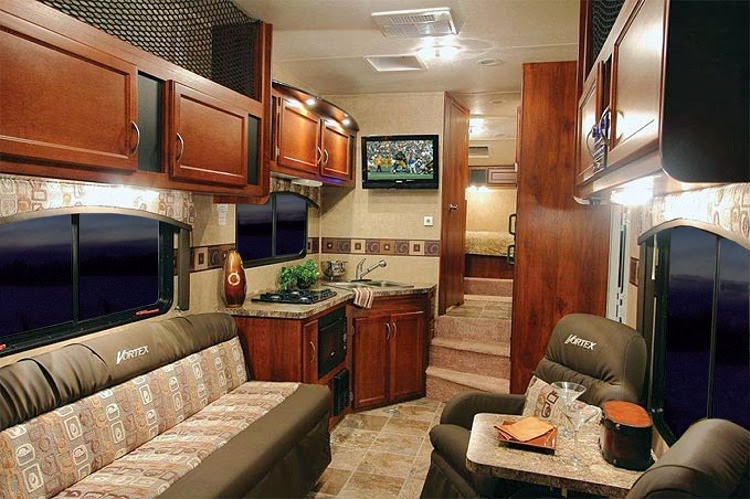 RV Interior Lights