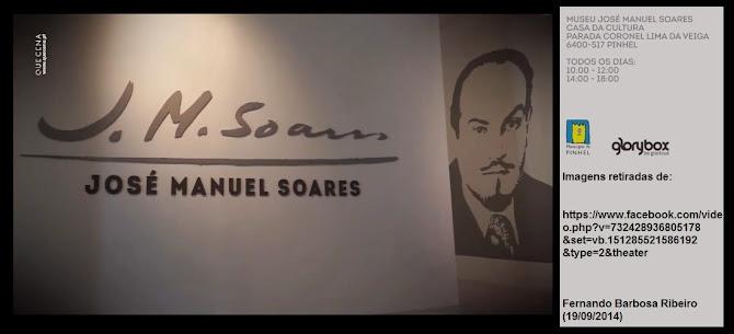 Museu José Manuel Soares (Casa da Cultura - Pinhel, Guarda)