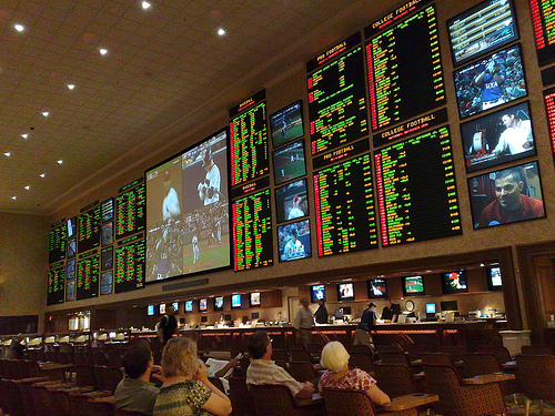 Online Sports Betting at Bovada.