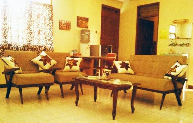 Paviliun Mrican - Homestay Jogja 4 kamar
