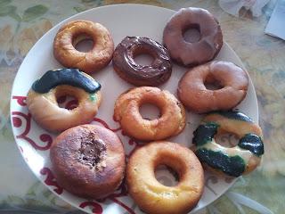 i miei donuts