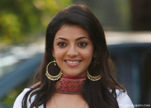 Kajal Agarwal Looks Very Beautiful