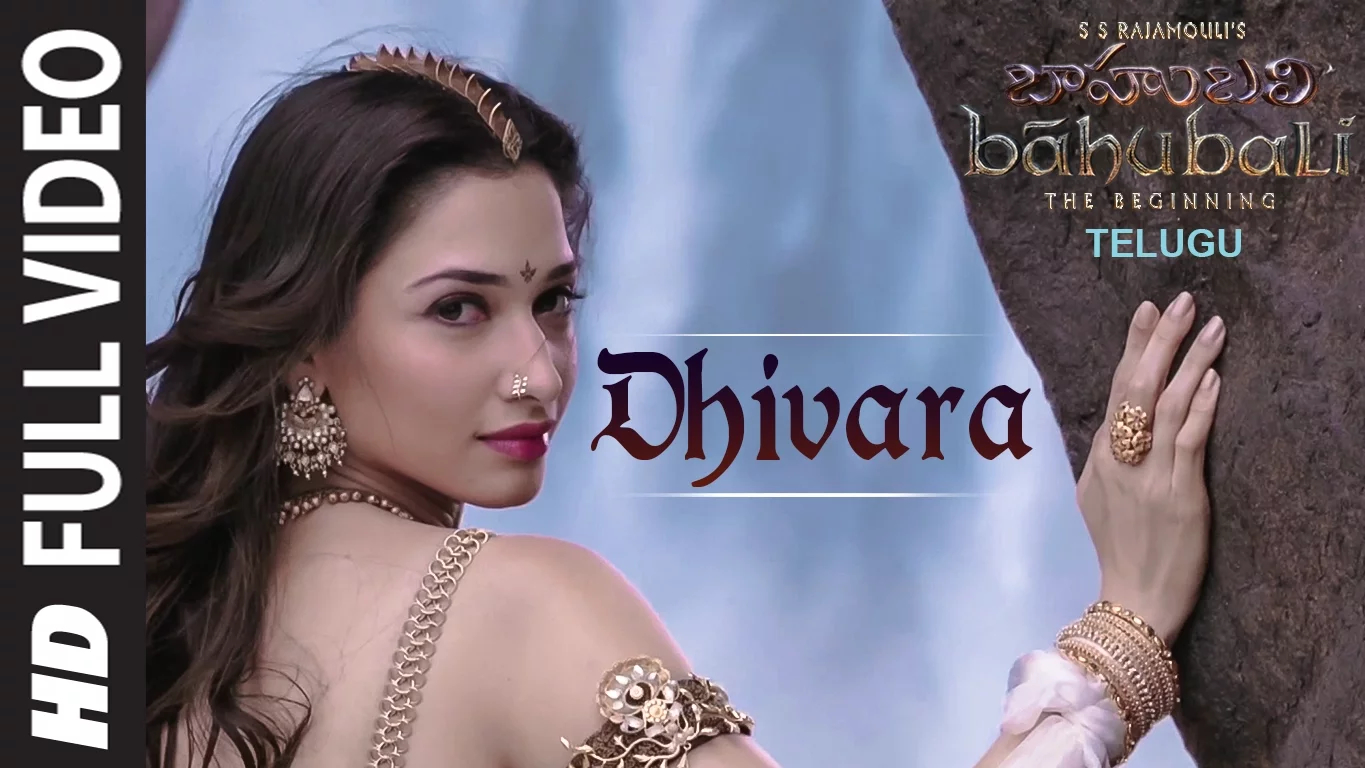 Dhivara Full Video Song | Baahubali | Prabhas | Tamannaah