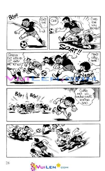 Jindodinho - Đường Dẫn Đến Khung Thành III  Tập 3 page 28 Congtruyen24h