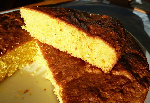 Bizcocho de Calabaza y Coco sin gluten y sin lacteos