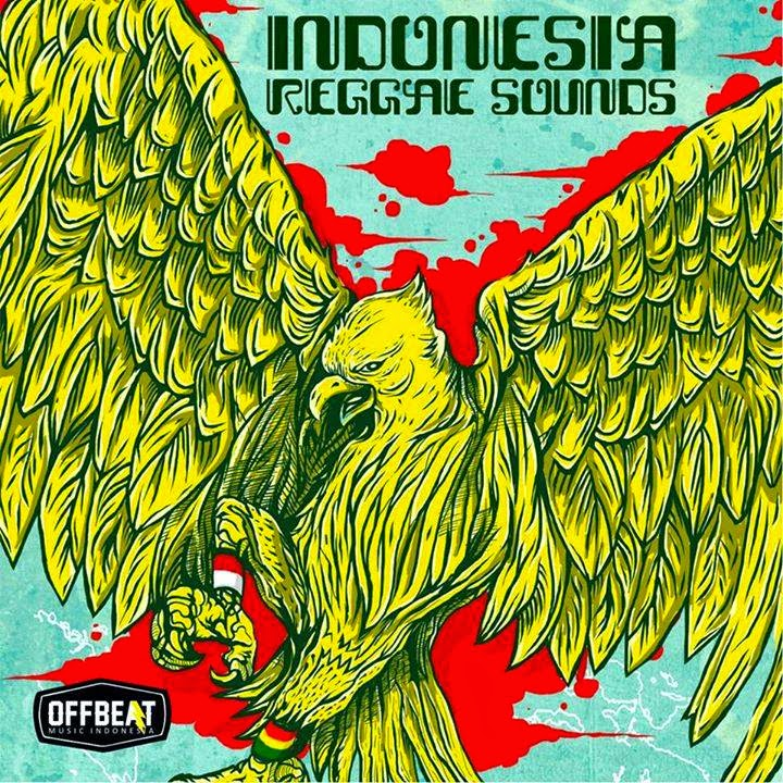 teh manis, reggae, indonesia, indonesia reggae sounds, reggae compilation
