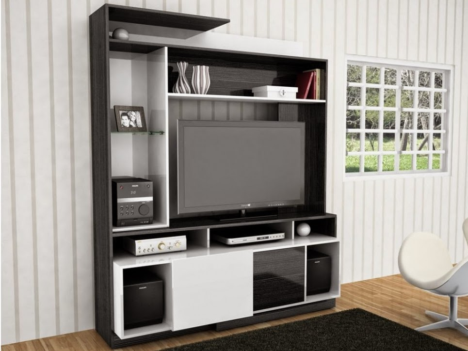 meubles tv rangement. Black Bedroom Furniture Sets. Home Design Ideas