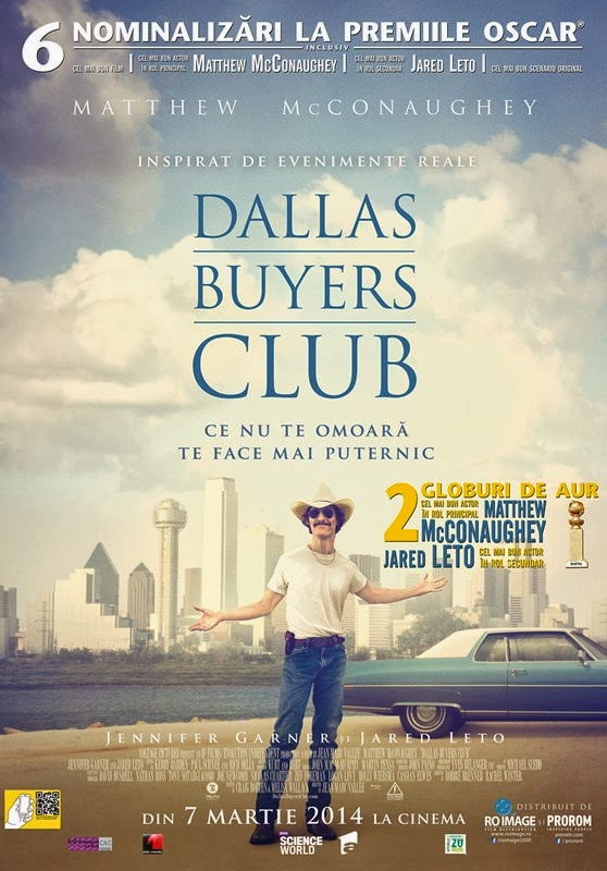 dallas buyers club oscar nominations