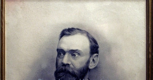 a biography of alfred nobel the inventor of dynamite Alfred nobel, in full alfred  alfred nobel biography in hindi history of nobel prize dynamite inventor पिछला.