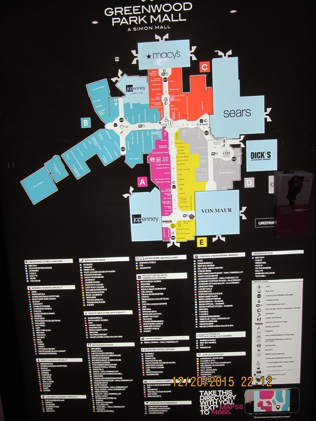 Orland Park Mall Map. Orland Park Mall Map Orland Square Mall Map ...