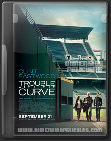Trouble with the Curve (DVDRip Ingles Subtitulado) (2012)