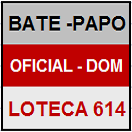 LOTECA 614 - MINI BATE-PAPO OFICIAL DO DOMINGO