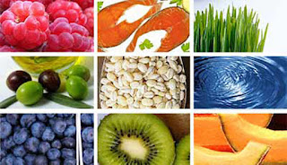 SUPERFOODS for healthy lifestyle