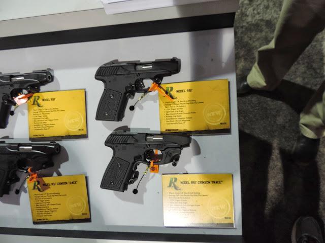 R51 and R51 Crimson Trace Subcompact Pistol