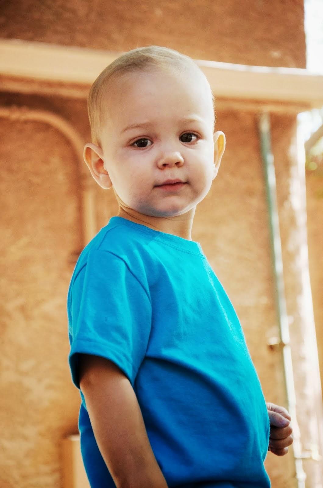 Walker...age 2