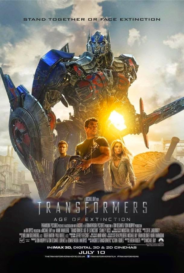Film Transformers: Age of Extinction (2014)