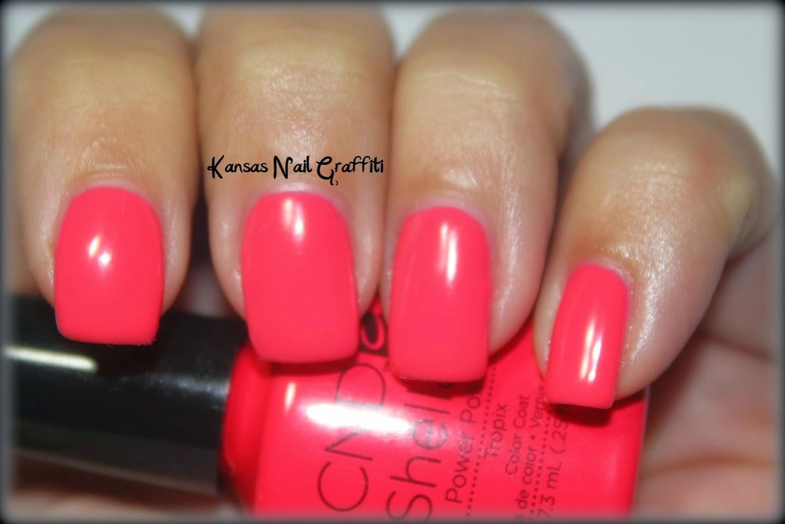 Все цвета шеллака cnd фото на ногтях
