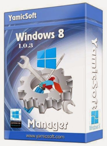 Yamicsoft Windows 8 Manager 2.1.1 download