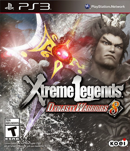 Dynasty Warriors 8 Xtreme Legends PS3 Región USA