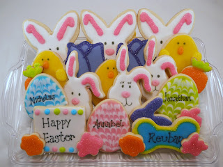 Inspired by savannah last minute easter gift ideas easter a couple of weeks ago i introduced you to jersey cookie girl and shared a fun assortment of easter themed cookies she was selling on her website negle Image collections