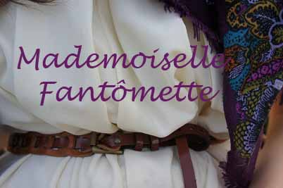 Mademoiselle Fantômette