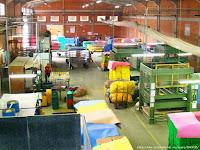 Производство Фоамирана в Иране
