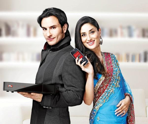 Kareena Kapoor and Saif Ali Khan Photos