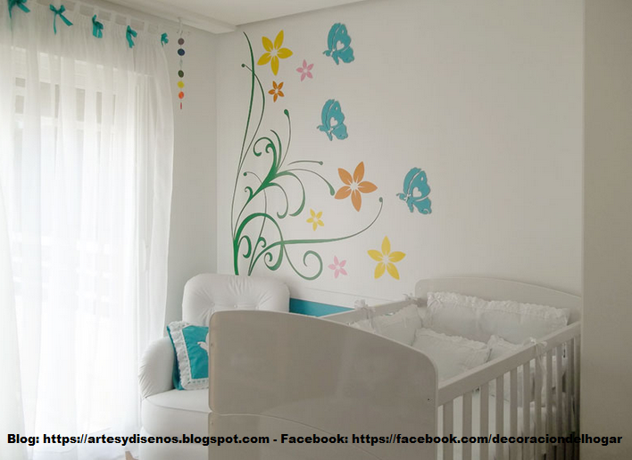 Tiernas y encantadoras habitaciones para beb s for Diseno de habitaciones de ninos