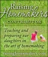 Raising Homemakers Contributor