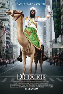 el dictador 13580 El dictador (2012) Español Subtitulado