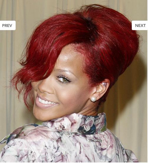hairstyle2012 rihanna hairstyles