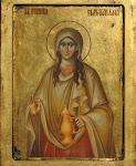 Sfânta Mironosiţă Maria Magdalena ocrotitoarea schitului
