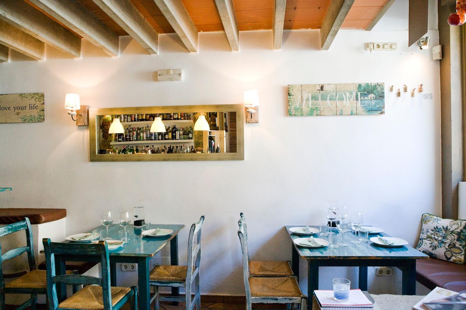 Marzua gu a de decoraci n para restaurantes - Como decorar un bar pequeno ...