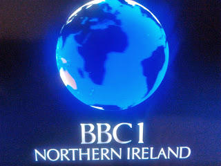 BBC 1 Northern Ireland globe