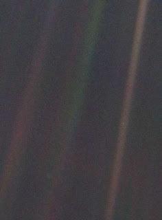 Terra vista da Voyager