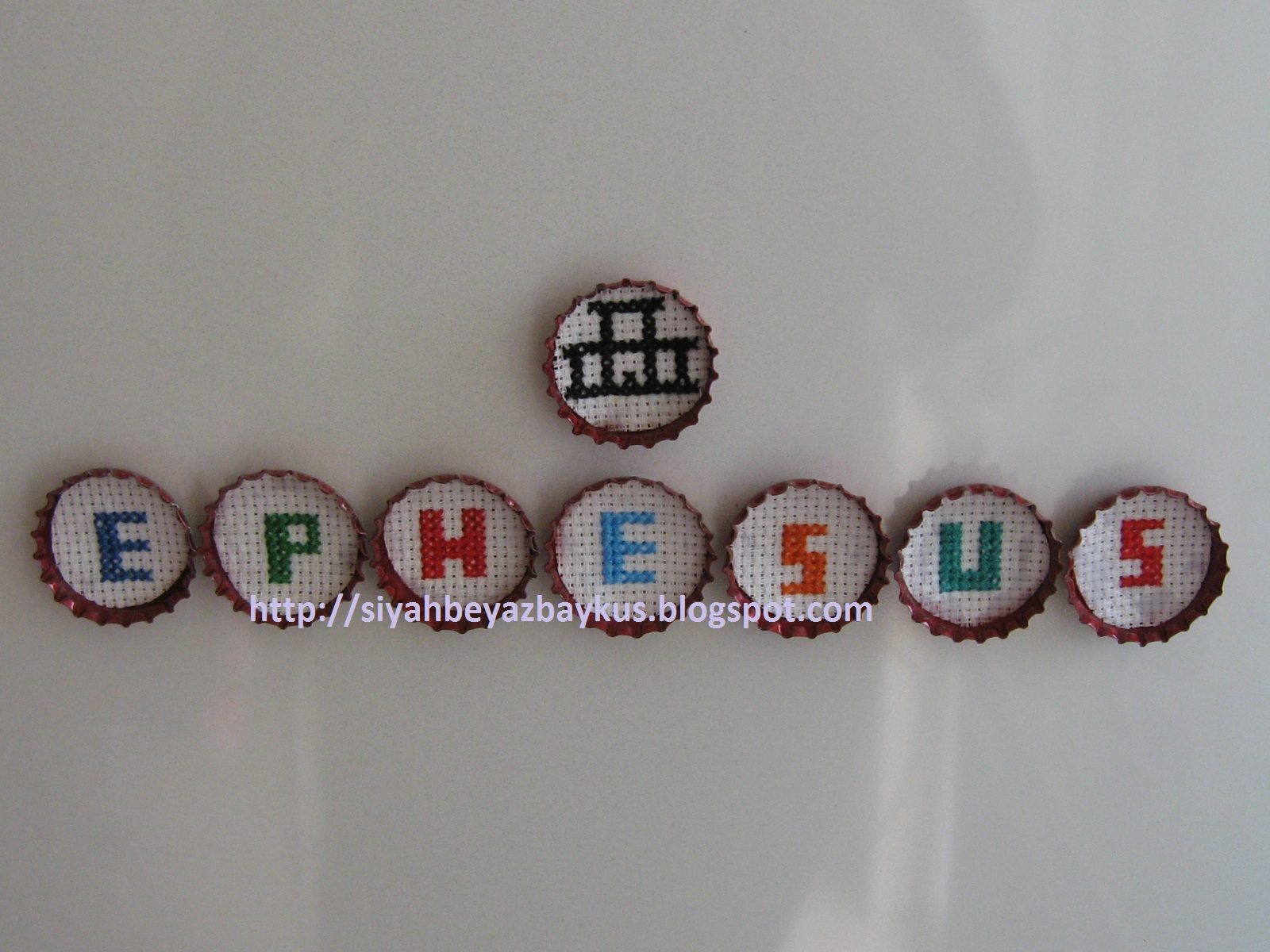 Gazoz Kapağından Magnet Yapımı
